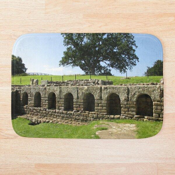 M.I. #113 |☼| The Changing Hall - Shot 2 (Hadrian's Wall) Bath Mat
