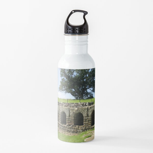 M.I. #113 |☼| The Changing Hall - Shot 2 (Hadrian's Wall) Water Bottle