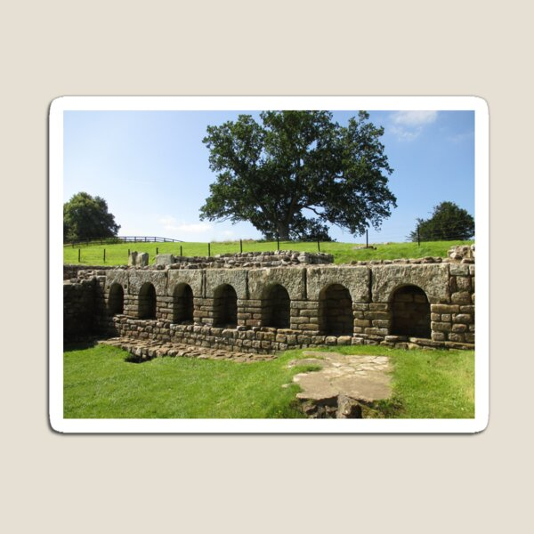 M.I. #113  ☼  The Changing Hall - Shot 2 (Hadrian's Wall) Magnet