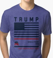 Donald Trump 2016 Tri-blend T-Shirt