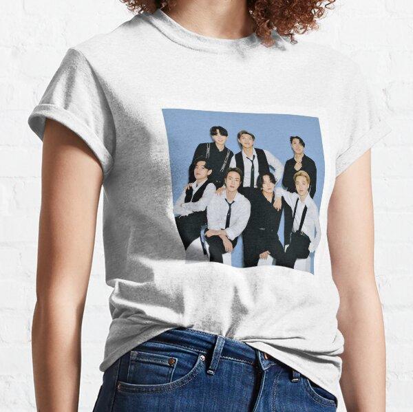 YJYP Kpop BTS New Album Map of The Soul 7 Shirt Suga Jimin V RM Tee Shirt