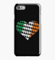 Irish Flag Heart iPhone Case/Skin