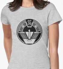 Stargate SG-1 Women's Fitted T-Shirt