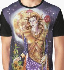 Mars Queen Graphic T-Shirt