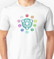 Phantasy Star Online Section IDs T-Shirt