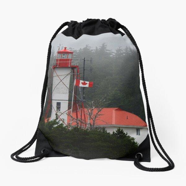 Friendly Cove - Nootka Sound, BC, Canada Drawstring Bag