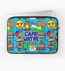 Camp Wayne  Laptop Sleeve
