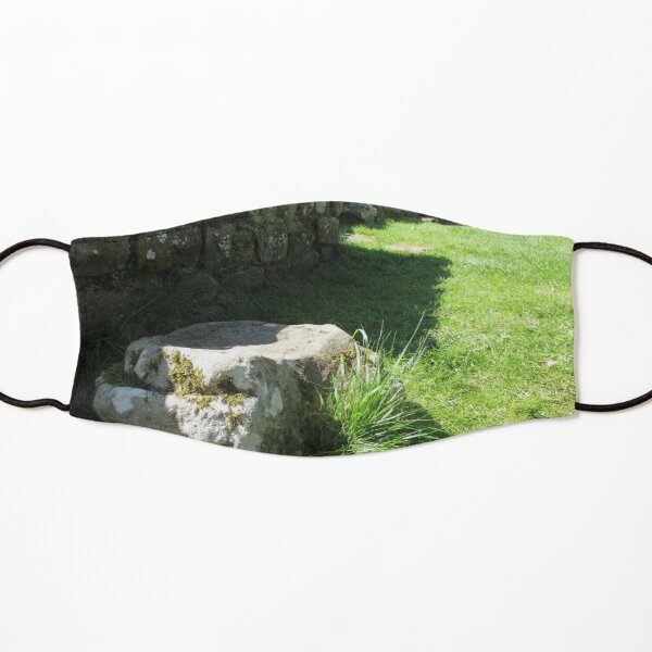 M.I. #114  ☼  Ground Rock Perspective (Hadrian's Wall) Kids Mask
