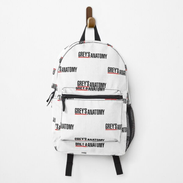 Grey's Backpack