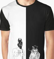Camiseta gráfica Death Grips The Money Store (camiseta gráfica)