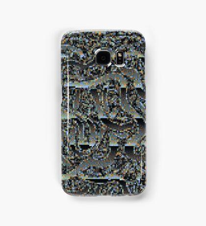 Chrome Glitch Samsung Galaxy Case/Skin