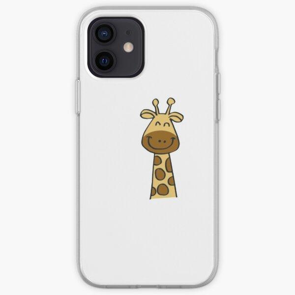 calvin klein t shirt smail drôle Graf Coque souple iPhone