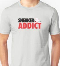 Sneaker Addict J3 Fire Red T-Shirt