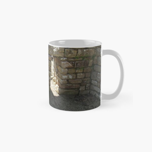 M.I. #115  ☼  Rocks And Bricks - Shot 14 (Hadrian's Wall) Classic Mug