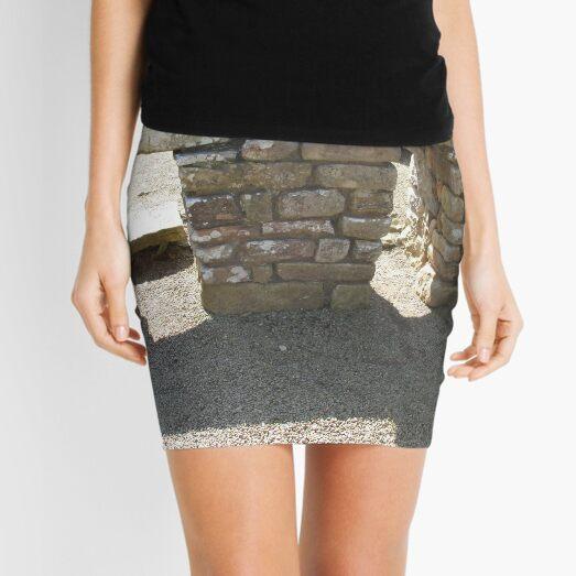 M.I. #115  ☼  Rocks And Bricks - Shot 14 (Hadrian's Wall) Mini Skirt