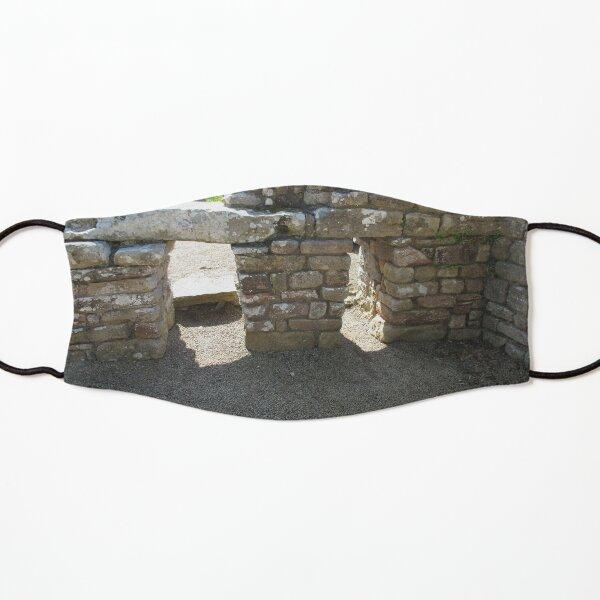 M.I. #115  ☼  Rocks And Bricks - Shot 14 (Hadrian's Wall) Kids Mask