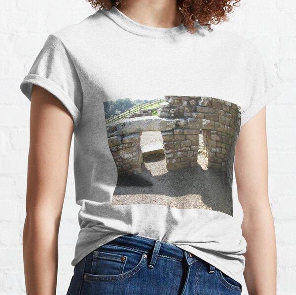 M.I. #115 |☼| Rocks And Bricks - Shot 14 (Hadrian's Wall) Classic T-Shirt