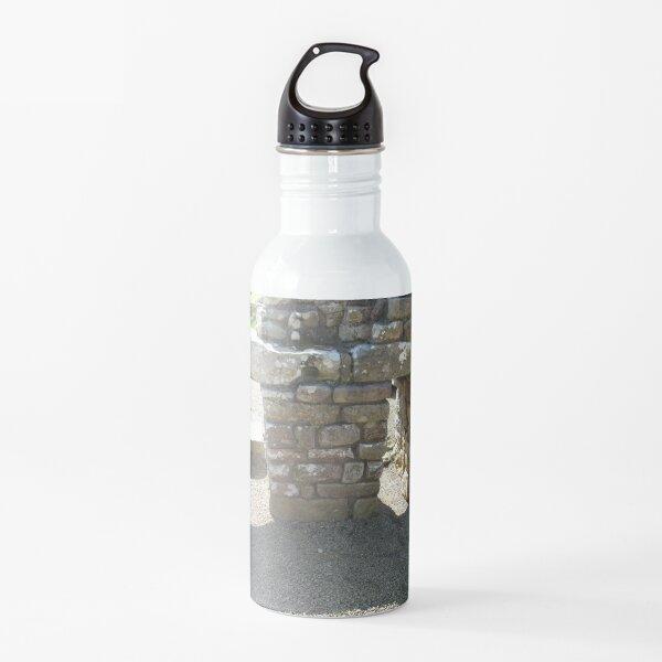 M.I. #115 |☼| Rocks And Bricks - Shot 14 (Hadrian's Wall) Water Bottle