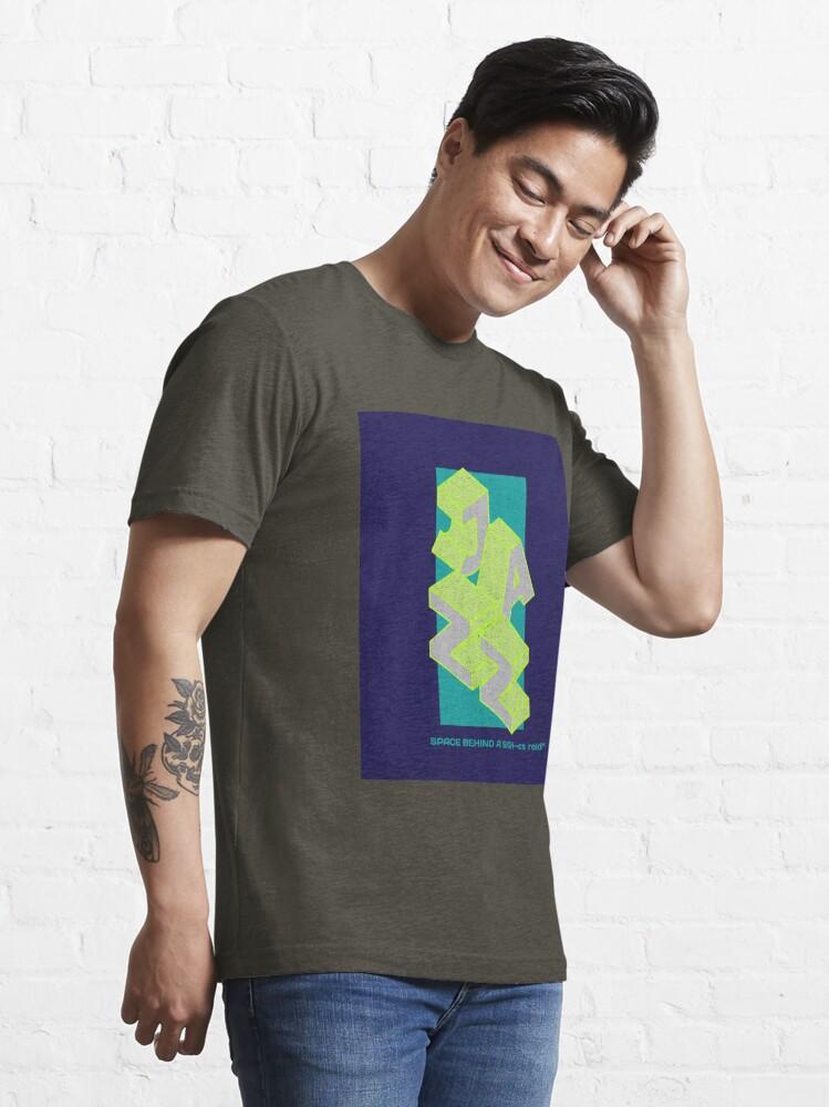 Alternate view of JAZZ IN NEON Essential T-Shirt