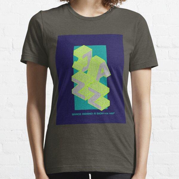 JAZZ IN NEON Essential T-Shirt