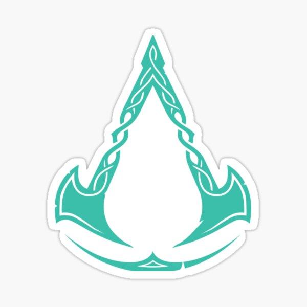 Assassins Creed T-ShirtAssassin's Creed Valhalla Sticker