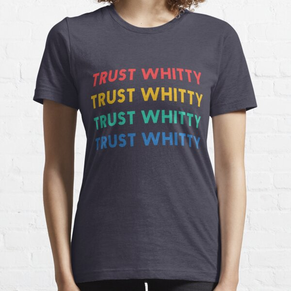 In Whitty we trust. Doctor, hospital. Fight covid19 pandemic. I stand with Whitty. Fauci team. Rainbow Essential T-Shirt