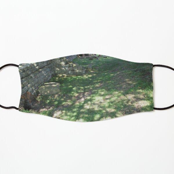 M.I. #116  ☼  Speckle Shadows (Hadrian's Wall) Kids Mask