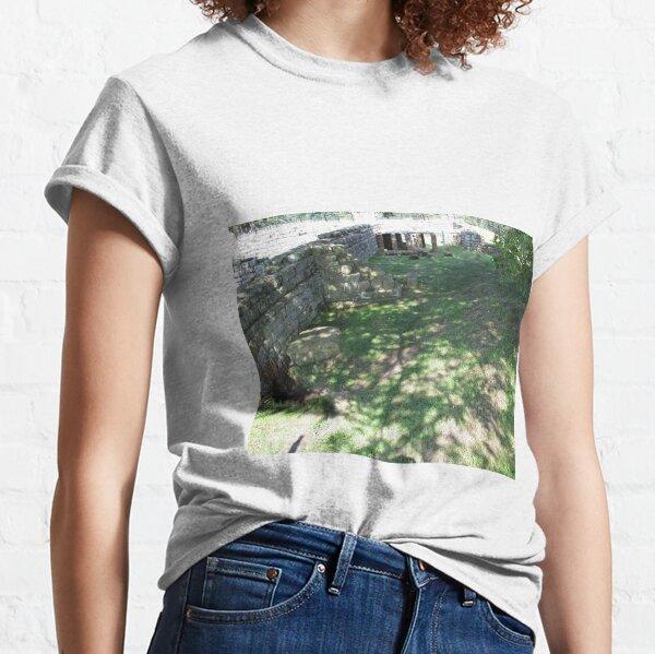 M.I. #116 |☼| Speckle Shadows (Hadrian's Wall) Classic T-Shirt