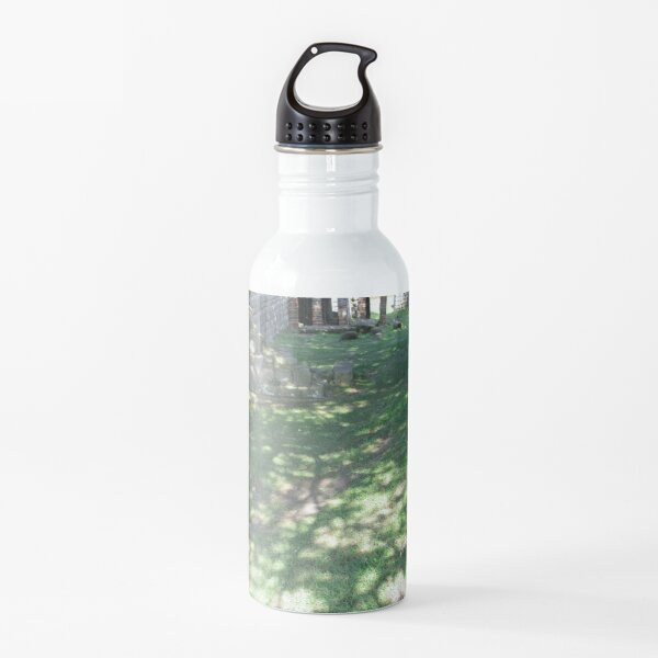 M.I. #116 |☼| Speckle Shadows (Hadrian's Wall) Water Bottle