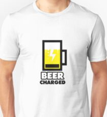 BEER charged T-Shirt