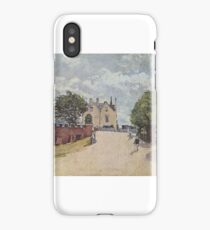 Inn at East Molesey with Hampton Court Bridge,  iPhone Case/Skin