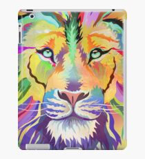 The King of Technicolor iPad Case/Skin