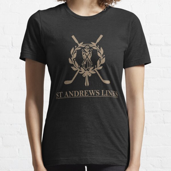 St Andrews Links Essential T-Shirt
