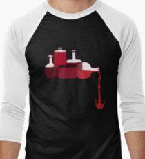 Potion Spill Men's Baseball ¾ T-Shirt