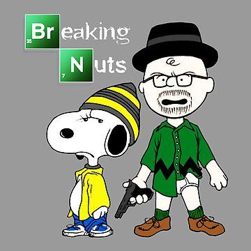 Breaking Nuts by SherrillShop