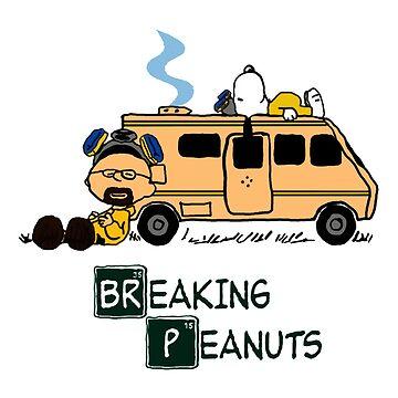 Breaking Peanuts by SherrillShop