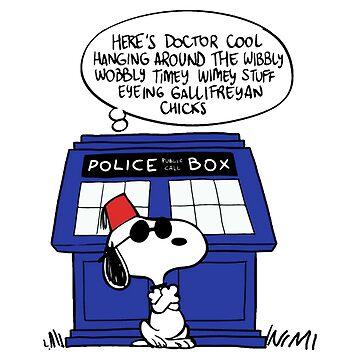 Doctor Cool by SherrillShop