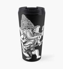 Ganesha Guitar Travel Mug