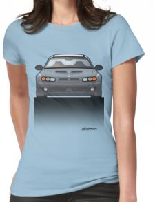 Modern Australian Icons: Holden Monaro HSV Z Series Womens Fitted T-Shirt