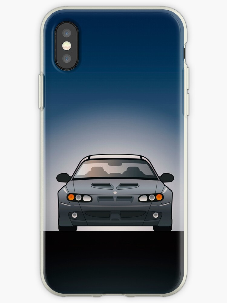 'Modern Australian Icons: Holden Monaro HSV Z Series' iPhone Case by Tom  Mayer