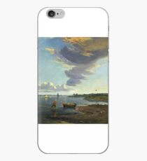 James Holland - The Thames below Woolwich  iPhone Case