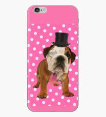 British Bulldog Puppy iPhone Case