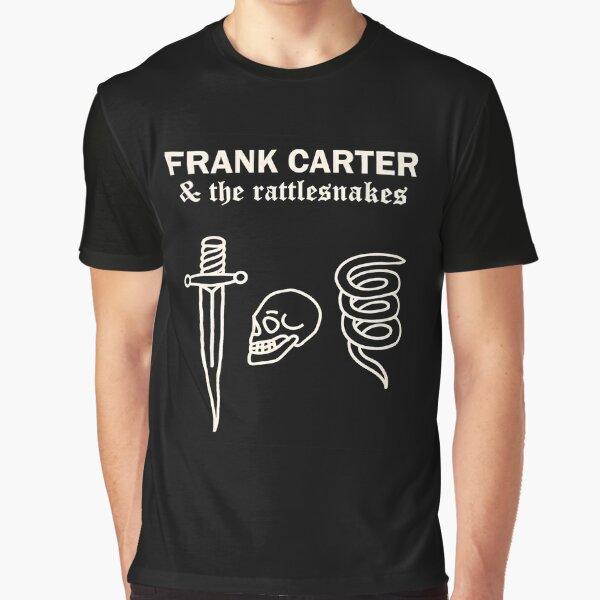 Frank Carter 2018 Tour Design Graphic T-Shirt