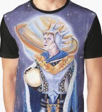 Saturn King Graphic T-Shirt