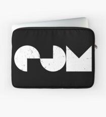 EDM - Electronic Dance Music [White] Laptop Sleeve
