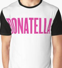 Donatella Graphic T-Shirt