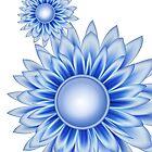 Daisy Blues by karlajkitty