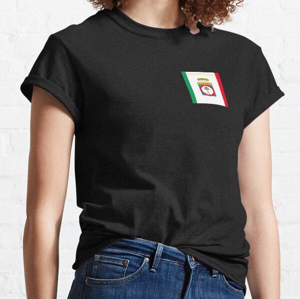 Bandiera Puglia Flag Puglia Classic T-Shirt