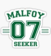 Malfoy - Seeker Sticker