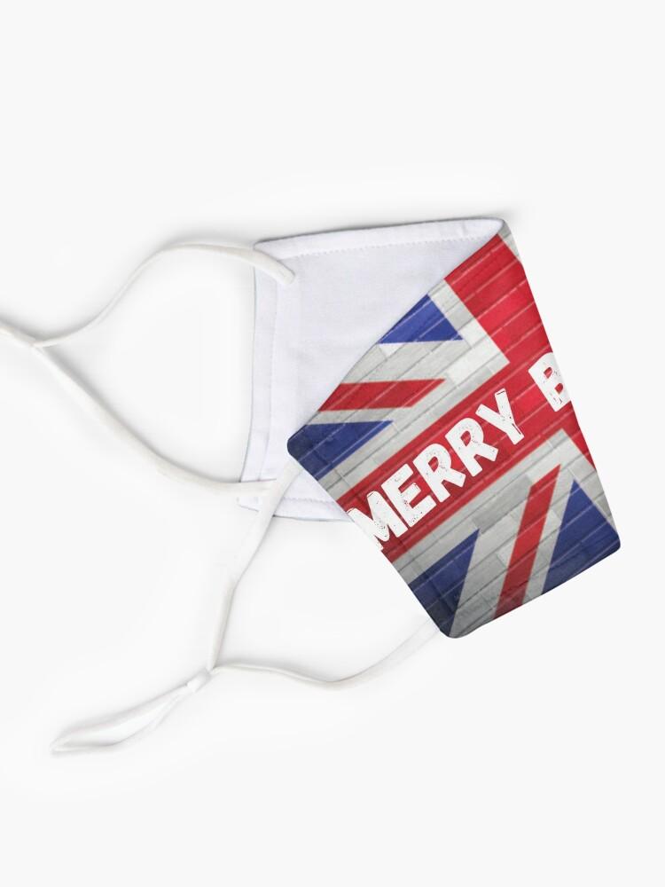 Alternate view of Merry Brexmas Mask